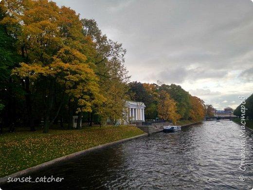 В этом году удалось встретить осень сразу в шести городах.  фото 20