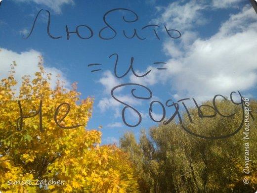 В этом году удалось встретить осень сразу в шести городах.  фото 11