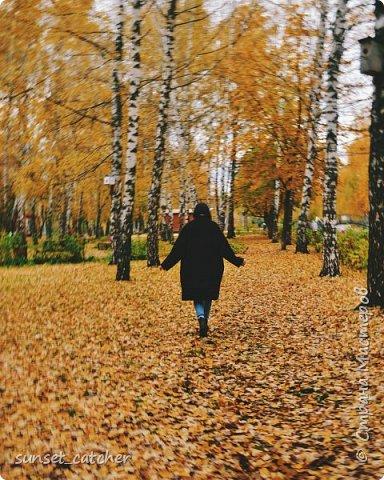 В этом году удалось встретить осень сразу в шести городах.  фото 27