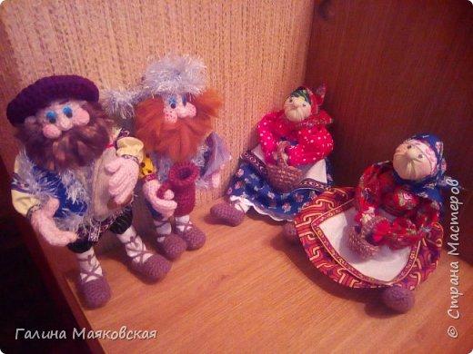 Привет всем! В нашей деревне пополнение: день бабушек и дедушек! фото 1