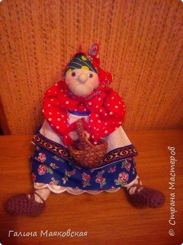 Привет всем! В нашей деревне пополнение: день бабушек и дедушек! фото 5