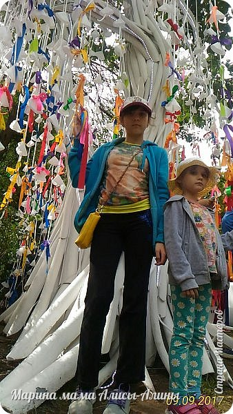 В этом году мы опять были на выставке город-сад. Основная цель нынешнего праздника, приуроченного к Году экологии, – демонстрация лучших достижений садово-паркового искусства, ландшафтного дизайна и повышение уровня экологической культуры. фото 4
