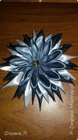 Цветок на волосы для своей красавицы))) фото 1