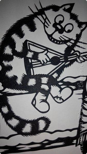 """- Всем добрый день! Вашему вниманию новая открытка которая порадует не только детей, но и взрослых. - Эскиз был выполнен, изменён и доработан под """"вырезалку"""" по работе детского художника-иллюстратора Ирины Зенюк. - Размер 12х16см. фото 9"""