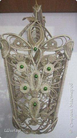 Декоративный фонарик фото 1