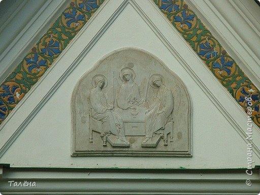 Церковь Троицы Живоначальной находится при детской клинической больнице Святого Владимира. в районе Сокольники. Была домовой церковью. фото 7