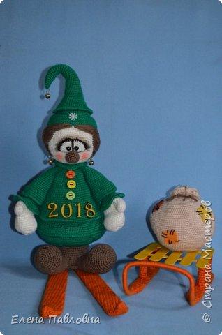 Добрый вечер всем,всем, всем!!!До Нового года еще 2 месяца. Но... готовить сани и елки нужно если не летом, то хотя бы осенью.  фото 2