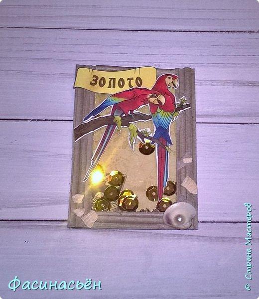 """АТС """"Пираты"""". Карточки с шейкером. фото 8"""