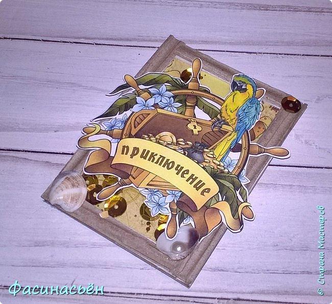 """АТС """"Пираты"""". Карточки с шейкером. фото 11"""