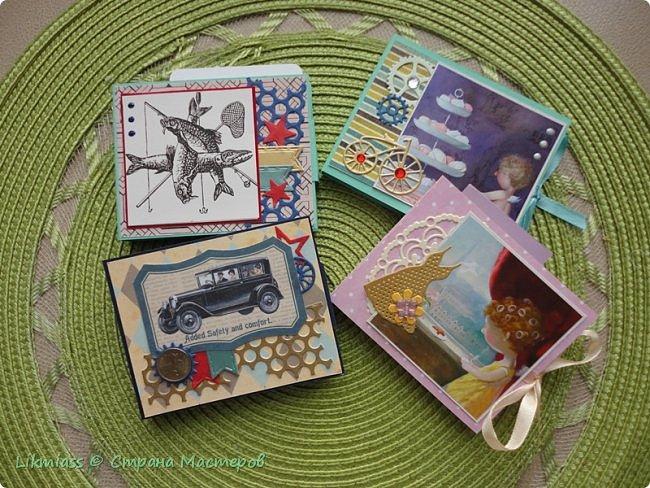 Вот эти милые не затратные маленькие альбомчики просто прелесть что такое для подарка МК здесь http://stranamasterov.ru/node/1073744?t=451 фото 7