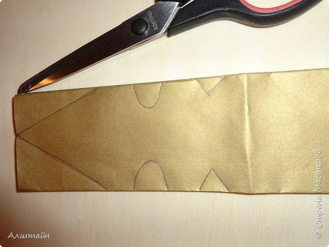 Праздничные украшения 3D из бумаги фото 20