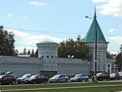 Церковь Успения Пресвятой Богородицы. Николо-Угрешский монастырь. фото 4