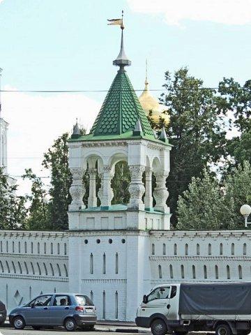 Церковь Успения Пресвятой Богородицы. Николо-Угрешский монастырь. фото 6