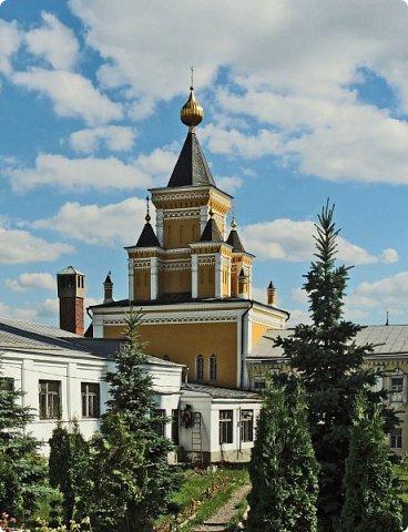 Церковь Успения Пресвятой Богородицы. Николо-Угрешский монастырь. фото 5