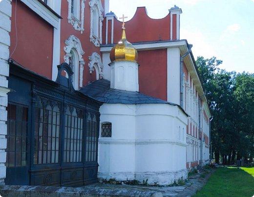 Церковь Успения Пресвятой Богородицы. Николо-Угрешский монастырь. фото 2