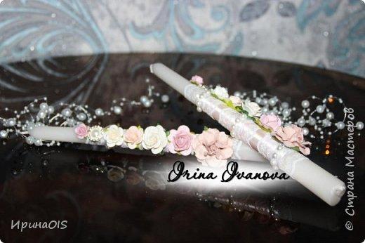 Еще один свадебный наборчик фото 5