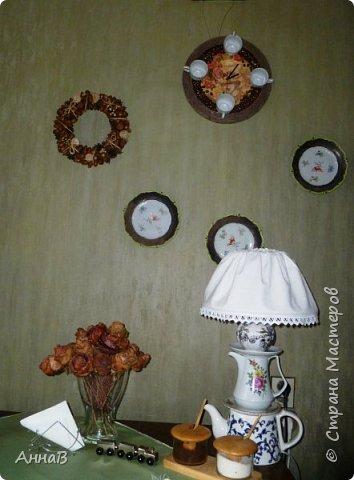 В последнее время я очень увлеклась изготовлением декоративных венков. Вот сделала несколько на осеннюю тему. фото 9