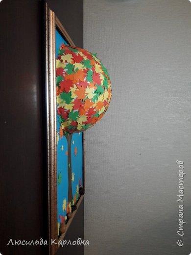 Доброе утро, моя любимая страна! Как же я по тебе соскучилась)). За время моего отсутствия многое изменилось. Старшая пошла в 1 класс, младший в детский сад. Теперь у меня есть чем заняться после работы))). Поделка из листьев в школу. фото 4