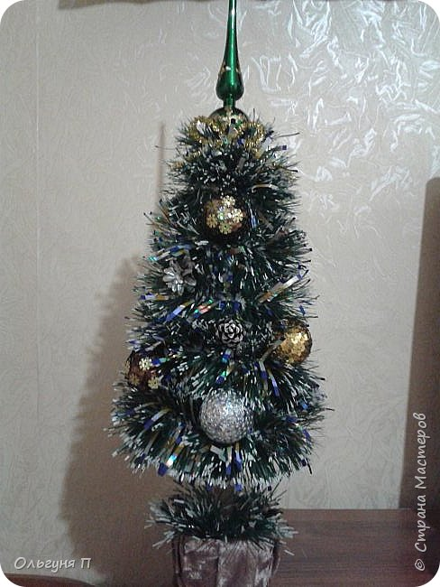 В Стране Мастеров царит новогоднее настроение, полным ходом идет подготовка к празднику.....захотелось присоединиться... фото 3