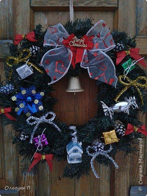 В Стране Мастеров царит новогоднее настроение, полным ходом идет подготовка к празднику.....захотелось присоединиться... фото 2