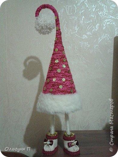 В Стране Мастеров царит новогоднее настроение, полным ходом идет подготовка к празднику.....захотелось присоединиться... фото 1