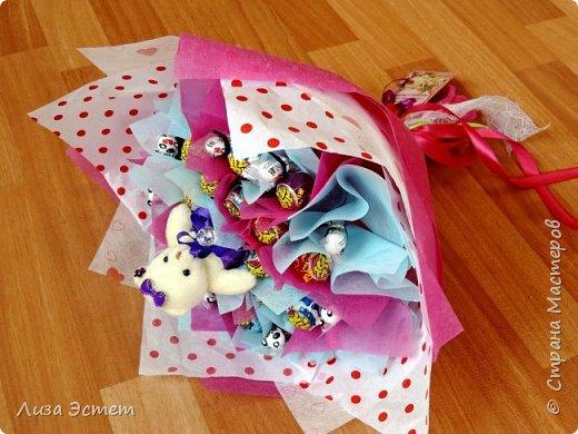 Детские букеты и подарки фото 2