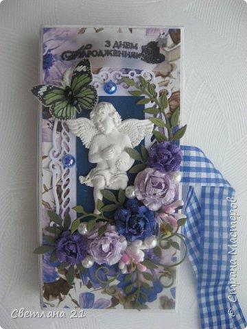 Коробочки для денежного подарка. фото 2