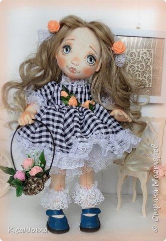 Моё увлечение-куколки. фото 9