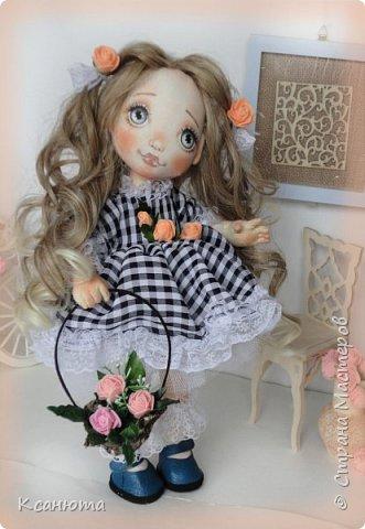 Моё увлечение-куколки. фото 6