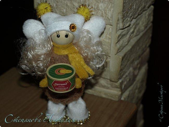 Продолжаю вас доставать своими куклёхами - ангелочками... фото 2