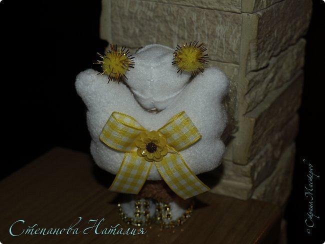 Продолжаю вас доставать своими куклёхами - ангелочками... фото 4