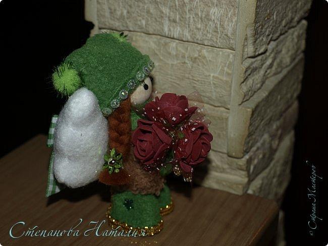 Продолжаю вас доставать своими куклёхами - ангелочками... фото 7
