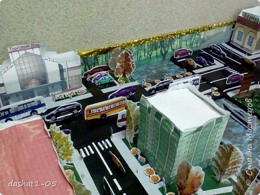 Макет город. фото 9
