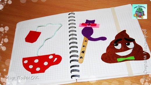 В этом видео мы сделаем из фетра три закладки для книги в виде эмоджи, котенка и чашки. Нам понадобится: - фетр различных цветов, - палочка от мороженого, - паетки или бусина, - резинка, - нитка, - черная акриловая краска, - горячий клей.