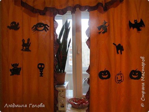 Декор кухонных штор. фото 1