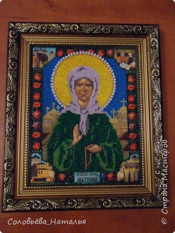 Святая Матрона Московская фото 2