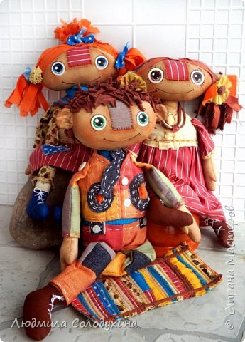Чердачные куколки фото 1