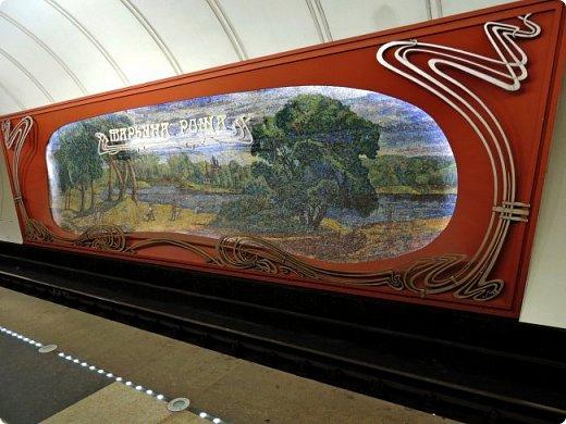 Люблинско-Дмитровской линии Московского метрополитена. фото 3