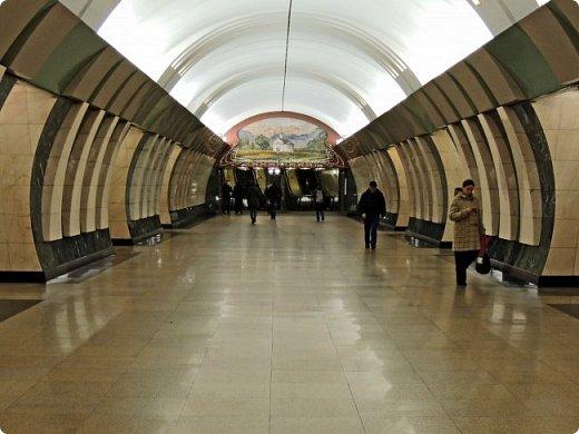 Люблинско-Дмитровской линии Московского метрополитена. фото 1