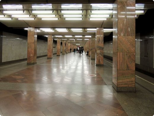 Москва,метро станция Печатники фото 1