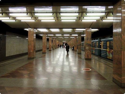 Москва,метро станция Печатники фото 2