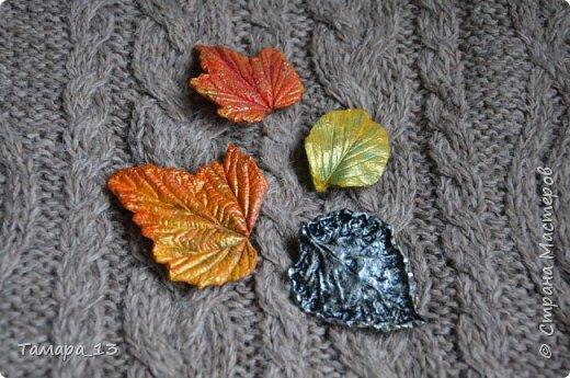 Этой осенью увлеклась гипсом. По мастер-классам Страны Мастеров научилась делать гипсовые слепки с живых листьев, аромокамни, круглые коробки на банках.Фото много, но, я думаю, они порадуют ваш глаз яркими красками осени. фото 21
