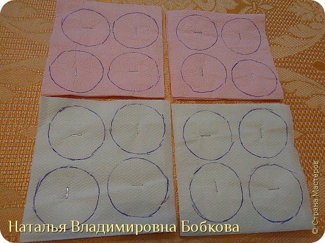 Мастер-класс по изготовлению панно  «Валентинка» .  фото 15