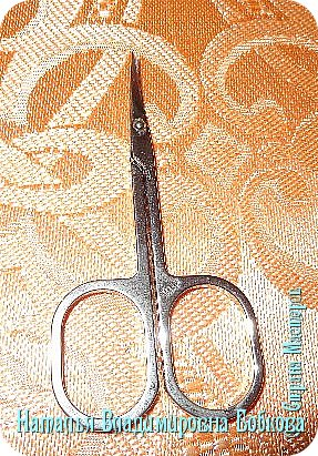 Мастер-класс  по изготовлению  картины  «Романтическая ромашка»  из атласных лент. фото 8