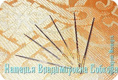Мастер-класс  по изготовлению  картины  «Романтическая ромашка»  из атласных лент. фото 9