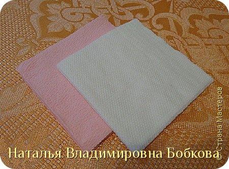 Мастер-класс по изготовлению панно  «Валентинка» .  фото 4