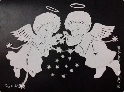 Милые рожденственские ангелочки и символ года собачки.(Авторские) фото 13