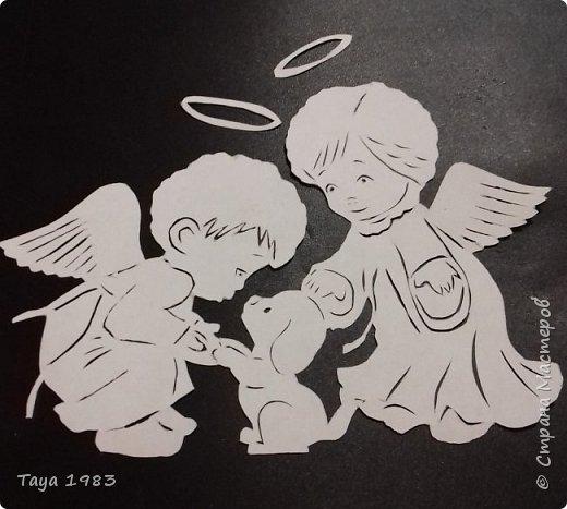 Милые рожденственские ангелочки и символ года собачки.(Авторские) фото 9