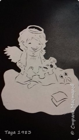 Милые рожденственские ангелочки и символ года собачки.(Авторские) фото 8