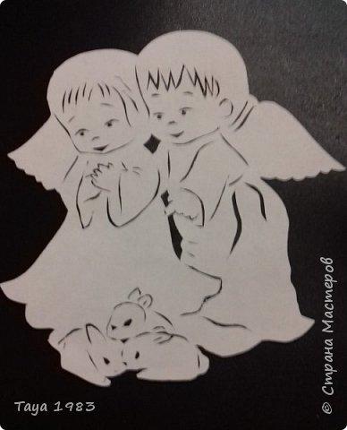 Милые рожденственские ангелочки и символ года собачки.(Авторские) фото 3